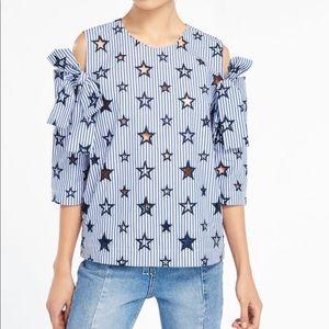 Sandro Stripes & Stars Shirt.